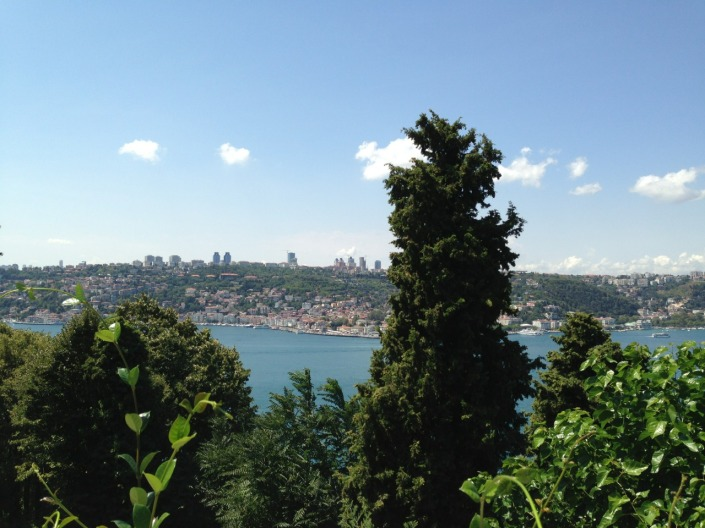 Istanbul, the great city