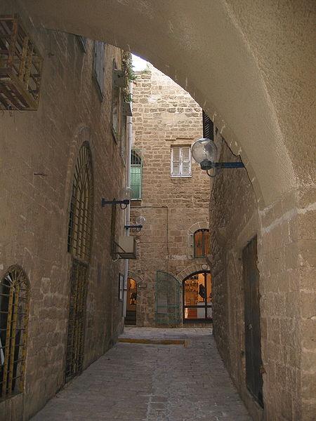 450px-Alley_in_Jaffa