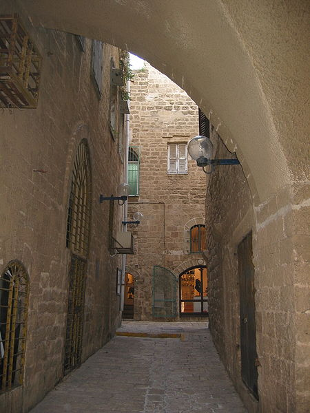450px-Alley_in_Jaffa