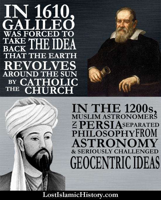 #Islam encourages #science.