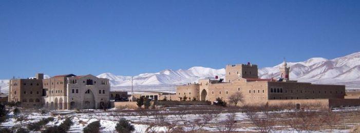 syria monastry
